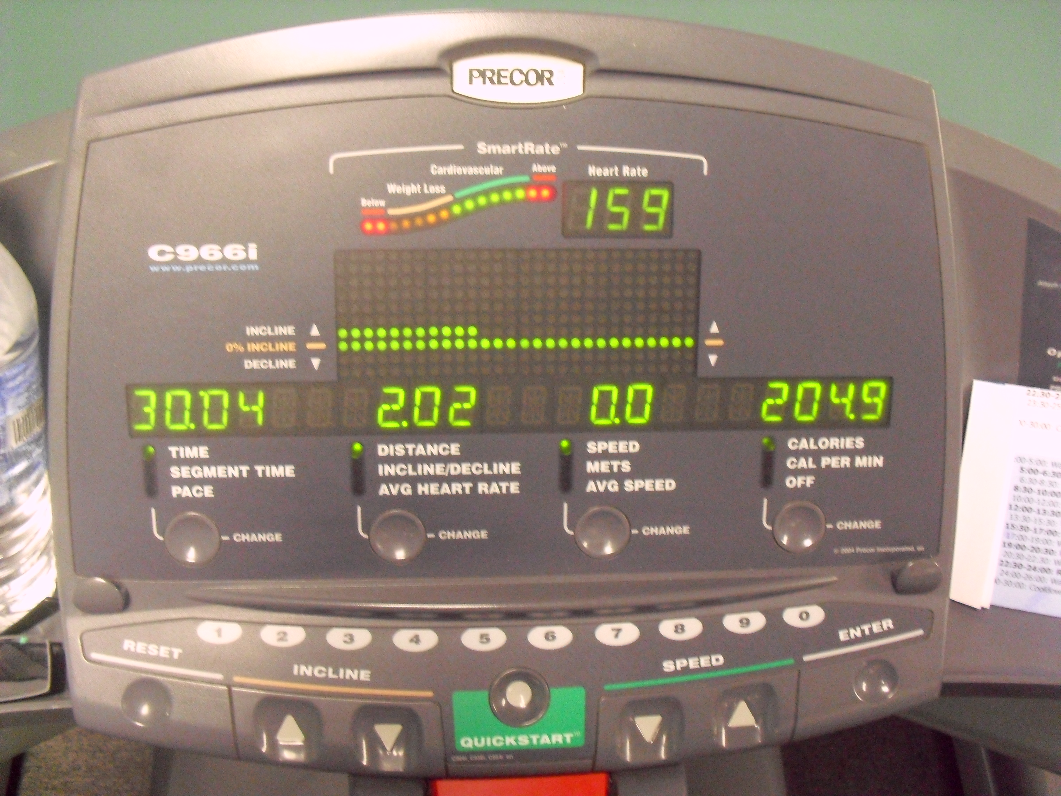 Couch to 5K - Treadmill